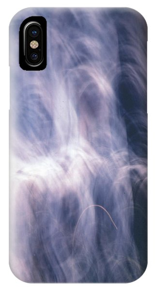 The Waterfall Of Emotion IPhone Case