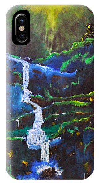 The Waterfall IPhone Case