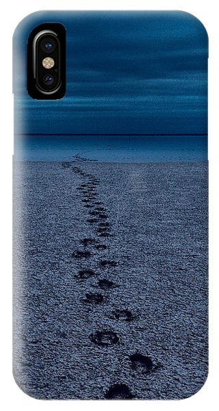 IPhone Case featuring the photograph The Way Back by Julian Cook