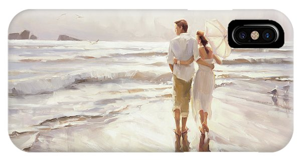 Seagull iPhone Case - The Way That It Should Be by Steve Henderson