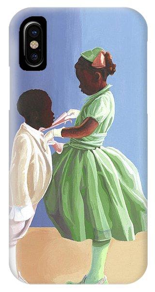 The Wedding IPhone Case
