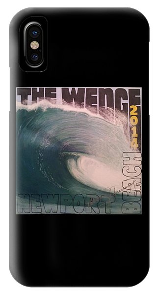 The Wedge 2014 IPhone Case