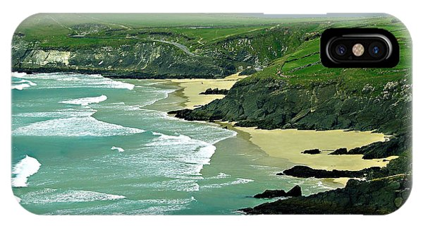 The West Coast Of Ireland IPhone Case