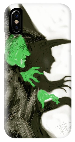 The Wicked Witch IPhone Case