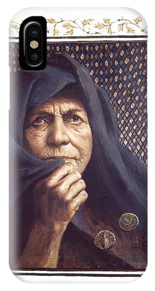 The Widow's Mite - Lgtwm IPhone Case