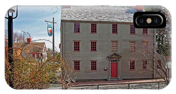 The William Pitt Tavern IPhone Case