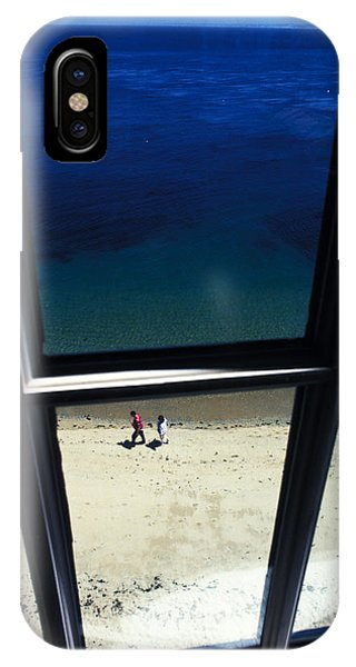 The Window Phone Case by Carl Purcell