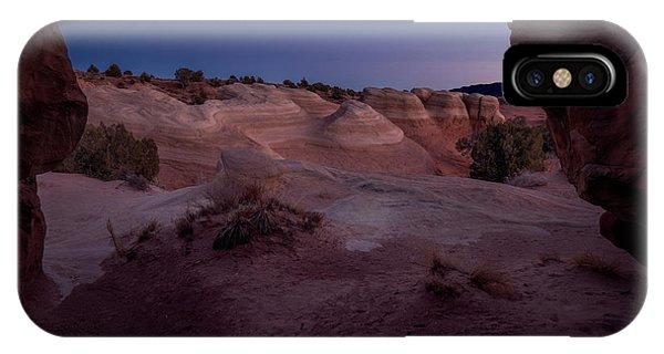 The Window In Desert IPhone Case
