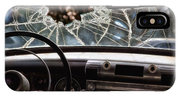 The Windshield  IPhone Case
