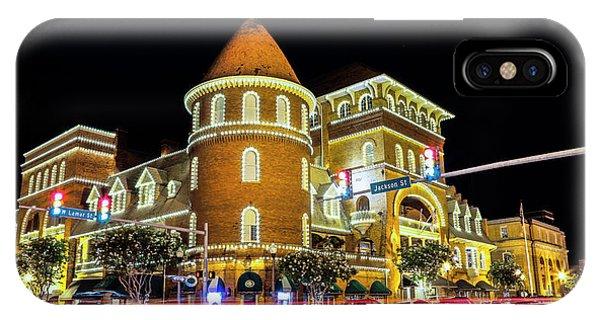 The Windsor Hotel - Americus, Ga IPhone Case