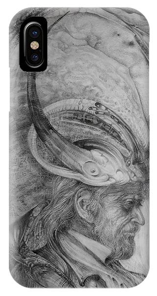 The Wizard Of Earth-sea IPhone Case