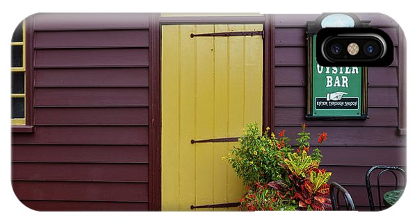 The Yellow Door In Annapolis IPhone Case