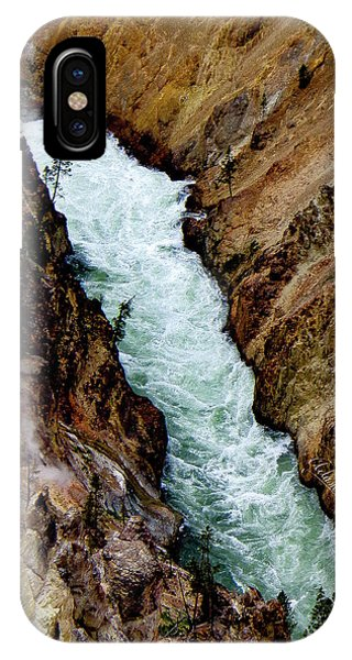 The Yellowstone IPhone Case