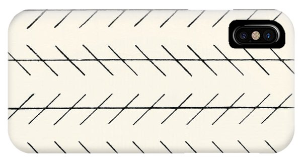 Visual Illusion iPhone Case - The Z by Vintage Design Pics