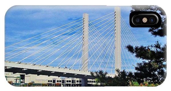 Thea Foss Bridge  IPhone Case