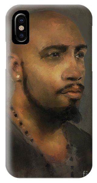 T. Wilson IPhone Case