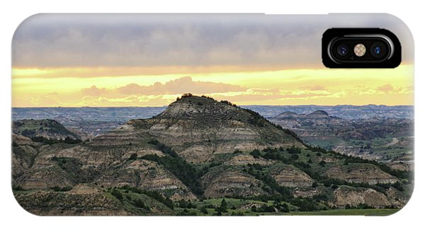 Theodore Roosevelt National Park, Nd IPhone Case