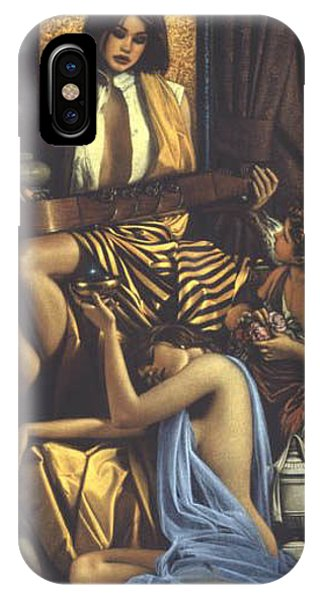 iPhone Case - Theoffering Lrg Walter Girotto by Eloisa Mannion