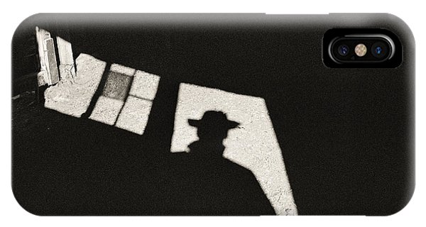 There's A New Sheriff In Town IPhone Case
