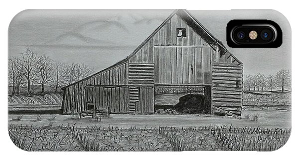 Theresa's Barn IPhone Case