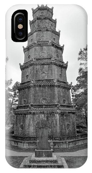 Thien Mu Pagoda IPhone Case