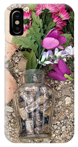 Things Remembered Terlingua Cemetary IPhone Case