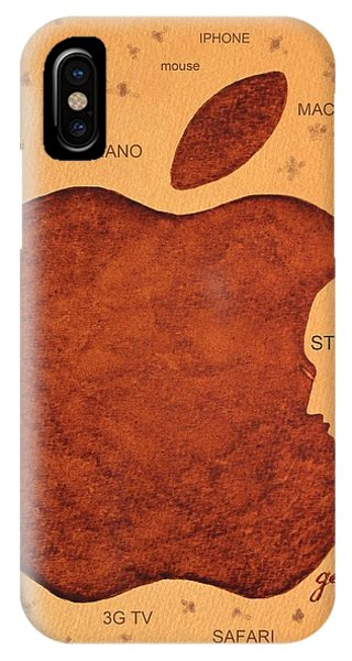 Think Different Steve Jobs  IPhone Case