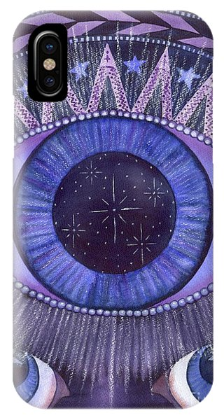 Third Eye Chakra IPhone Case