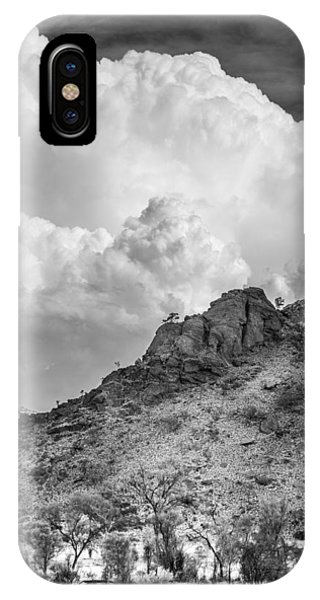Thirsty Earth IPhone Case