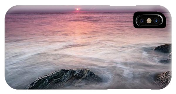 iPhone Case - This Image Was Photographed Along The by Jon Glaser