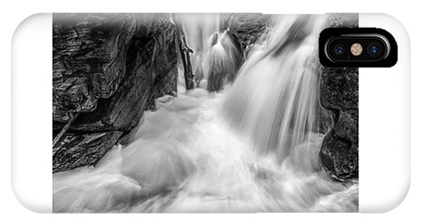 iPhone Case - This Image Was Taken In Glacier by Jon Glaser