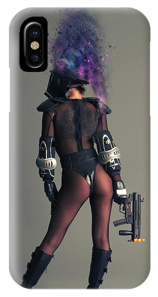 Futuristic iPhone Case - This Is War by Smart Aviation