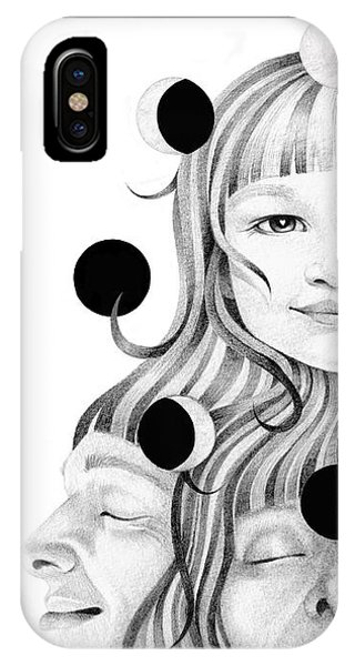 This Life In My Hands Excerp IPhone Case