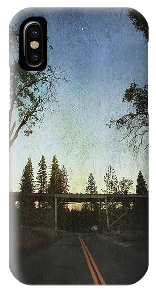 This Road Called Life IPhone Case