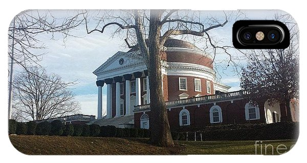 Thomas Jefferson's Rotunda IPhone Case