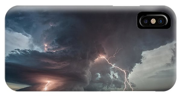 Thor Strikes Again IPhone Case