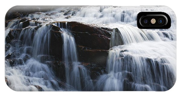 Thoreau Falls - White Mountains New Hampshire Usa IPhone Case