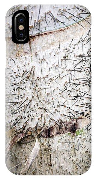 Thorn Tree IPhone Case