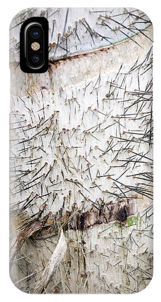 Thorn Tree IPhone Case