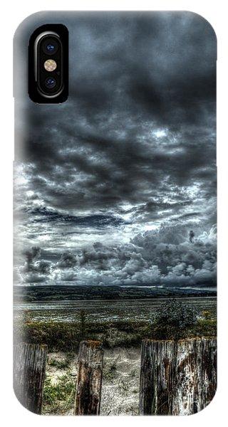 Threatening Sky IPhone Case