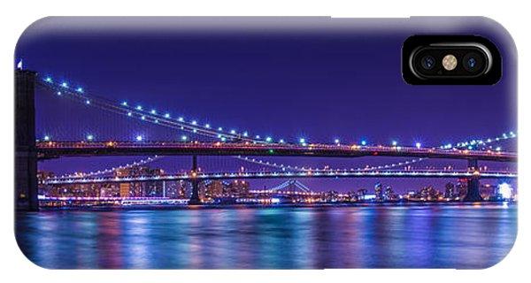 Three Bridges IPhone Case