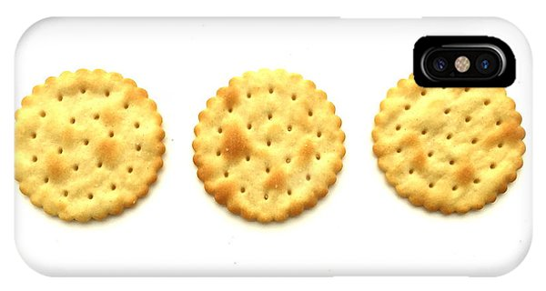 Three Crackers IPhone Case