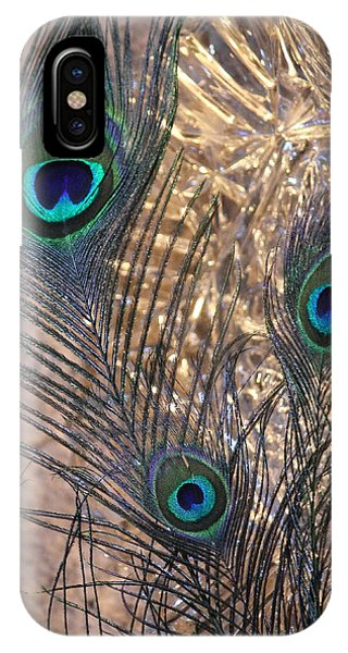 Three Feathers IPhone Case