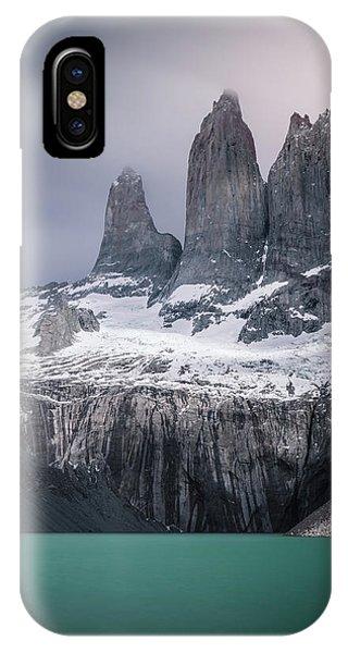 Three Giants IPhone Case