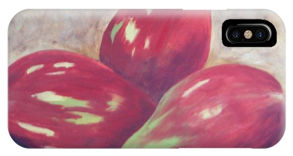Three Mangos IPhone Case