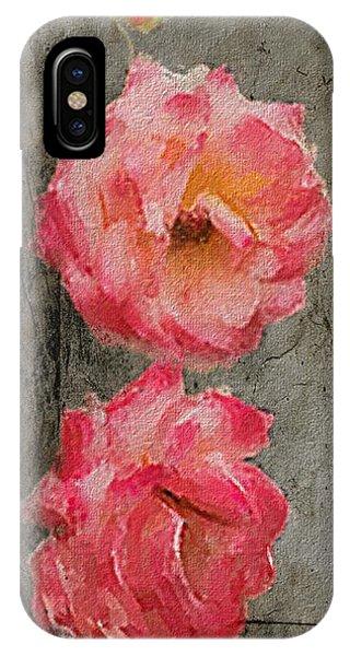 Three Roses IPhone Case