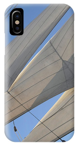 Three Sails IPhone Case