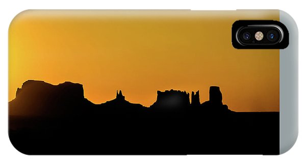 Three Sisters Backlight IPhone Case