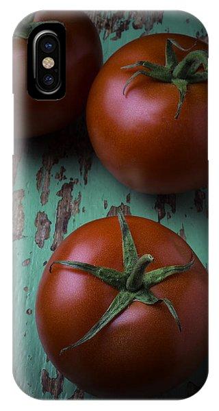 Three Tomatoes IPhone Case