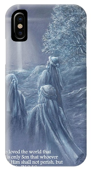 Wise Men IPhone Case